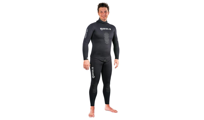 Неопренов костюм за подводен риболов EXPLORER 5 мм - Mares